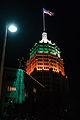 Tower Life Building at Night, San Antonio, Texas (2014-12-12 23.20.22 by Nan Palmero).jpg