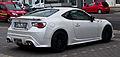 Toyota GT86 – Heckansicht, 11. August 2013, Wuppertal.jpg