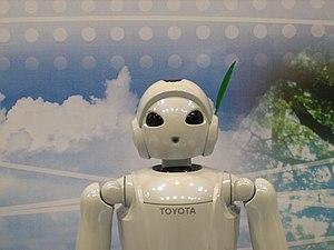 Toyota Partner Robot version 1 - Music Robot :...