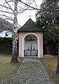 Traisen - Kreuzkapelle, alter Friedhof.JPG
