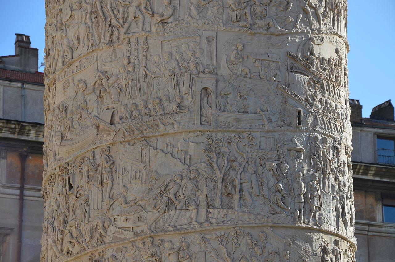 Trajan's Column, Rome (14268598911).jpg