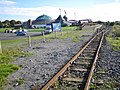 Tralee and Blennerville Steam Railway Station and Aqua Dome - geograph.org.uk - 257006.jpg