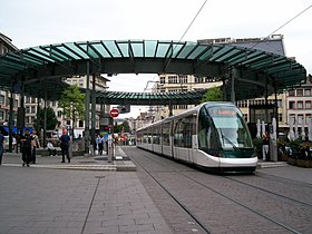 Image illustrative de l'article Tramway de Strasbourg