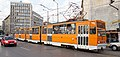 Tram in Sofia near Macedonia place 2012 PD 046.jpg