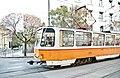 Tramway in Sofia in Alabin Street 2012 PD 006.jpg