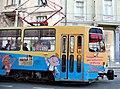 Tramway in Sofia in Alabin Street 2012 PD 053.jpg