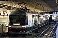 Transpole Lille tram 13, Ligne T, Lille Flandres (14763441473).jpg