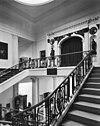 trappenhuis nieuwe hal - leiden - 20134831 - rce