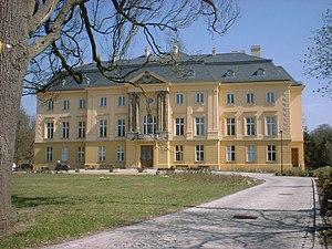 Müncheberg - Palace in Trebnitz