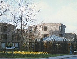 Trevelyan College, Durham - Front view