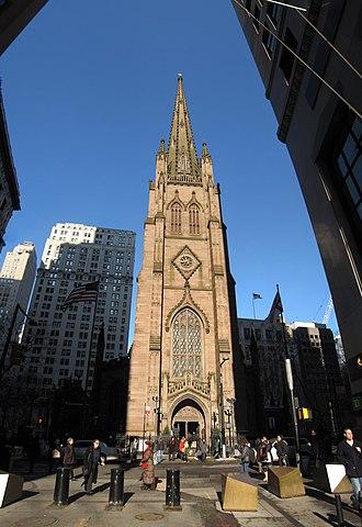 Horatio Potter - Trinity Church