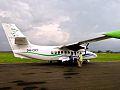 Tropical Air parked arusha airport.jpg
