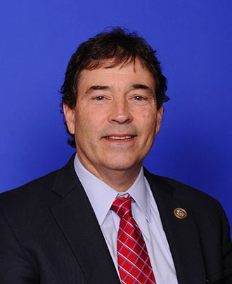 2018 Ohio's 12th congressional district special election - Image: Troy Balderson 116th Congress