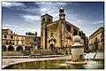 Trujillo. Iglesia de San Martin de Tours en la plaza mayor..jpg