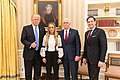 Trump, Pence, Rubio and Lilian Tintori at the White House.jpg