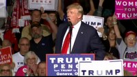 File:Trump in Geneva, Ohio- 'We Are Going to Drain the Swamp' in D.C..webm