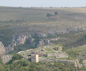 Cherven (fortress) - Cherven medieval fortress