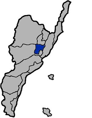 Luye, Taitung - Luye Township in Taitung County