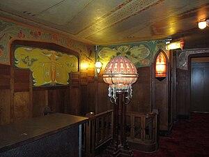 Tuschinski - Foyer of the main auditorium