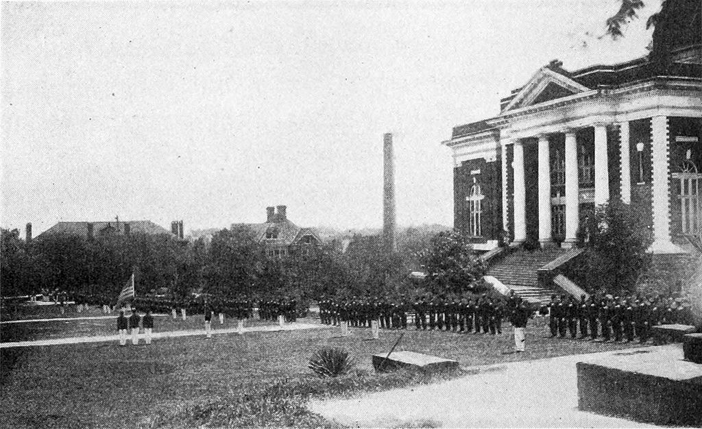 Tuskegee University (c. 1916)