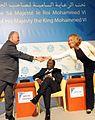 Tvipi Livni et Rafik Houssaini au Forum MEDays 2009.jpg