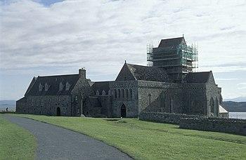 La Abadía de Iona, en las Islas Hébridas