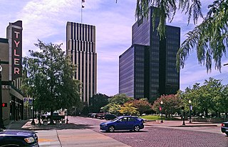 Tyler, Texas City in Texas, United States