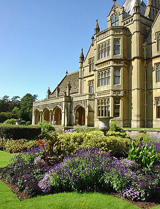Bath stone - Tyntesfield