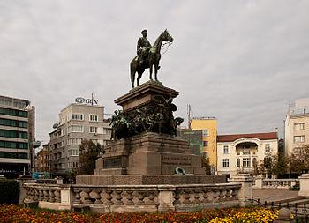 Tzar Liberator Monument Sofia 1a