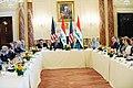 U.S.-Iraq High Coordinating Committee Meeting (3763437209).jpg