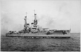 USS <i>Arkansas</i> (BB-33) Dreadnought battleship of the United States Navy