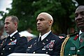 U.S. Army War College students listen as Army Chief of Staff Gen. Ray Odierno, not shown, gives the keynote speech during the school's class of 2013 graduation ceremony at Carlisle Barracks in Carlisle, Penn 130608-A-AO884-141.jpg