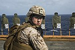 U.S. Marines maintain marksmanship aboard USS Essex 150621-M-SV584-035.jpg