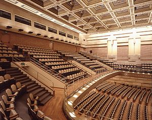 Royce Hall - Auditorium, 1998