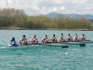 University of East Anglia Boat Club -  Banyoles, Spain