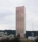 Portland - Riverfront, Coast, Skyline - Oregon (US