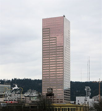 U.S. Bancorp Tower - Image: US Bancorp Tower I5k