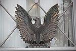 USPO Westhampton Beach 11978 doorway eagle 02.jpg