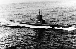 USS <i>Bluegill</i>