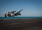 USS Carl Vinson supports maritime security operations, strike operations in Iraq and Syria 141127-N-WD464-066.jpg