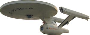 Copy of USS Enterprise NCC-1701-A from Star Tr...