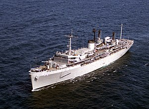USS Holland (AS-32) - Image: USS Holland (AS 32)