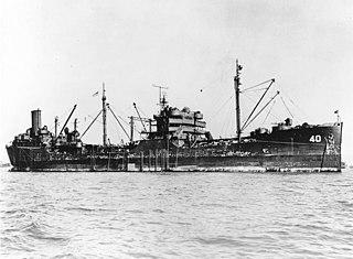 USS <i>Lackawanna</i> (AO-40)