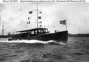 USS Mauna Loa (SP-28)