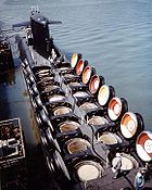 USS Sam Rayburn (SSBN-635) missile hatches