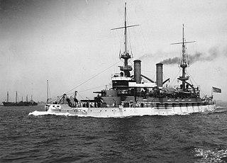 <i>Kearsarge</i>-class battleship Pre-dreadnought battleship class of the United States Navy