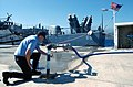US Navy 020718-N-0780F-001 Water-testing during an NEPMU 7 port medical assessment.jpg