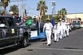 US Navy 070317-N-5324D-002 Sailors from the Los Angeles-class fast attack submarine USS Tucson (SSN 770) and Navy Operational Support Center Tucson take part in the annual St. Patrick's Day Parade.jpg