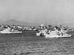 US Navy destroyers underway in San Diego harbour, in 1938 (80-G-1031563).jpg