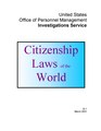 US OPM Citizenship Laws of the World 2001.pdf